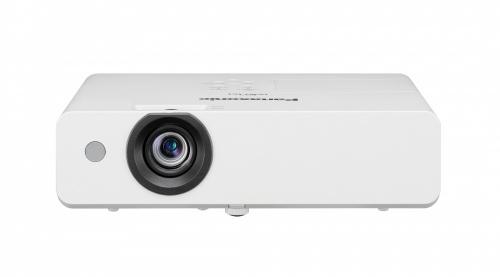 Proyector Panasonic PT-LB303 LCD, XGA 1024 x 768, 3100 Lúmenes, Inalámbrico (requiere Adaptador Inalámbrico, se vende por separado), con Bocinas, Blanco
