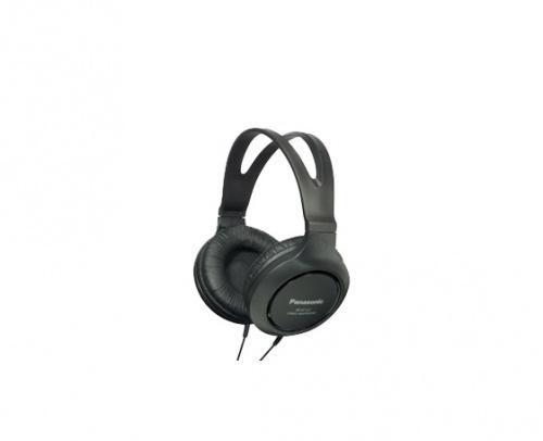 Panasonic Audífonos RP-HT161, Bluetooth, Alámbrico, 2 Metros, 3.5mm, Negro