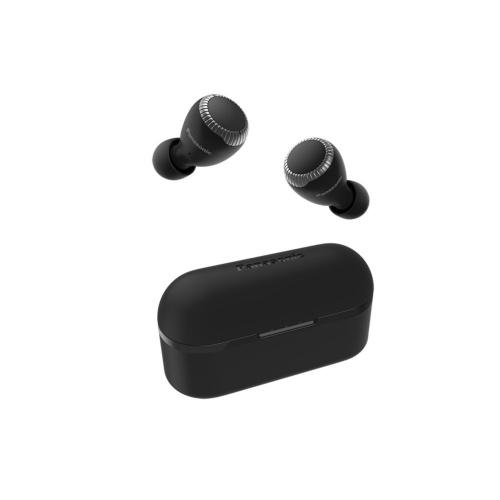 Panasonic Audífonos Intrauriculares con Micrófono RZ-S300WPP-K, Inalámbrico, Bluetooth, Negro