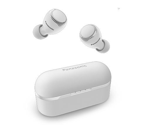 Panasonic Audífonos Intrauriculares RZ-S300WPP, Bluetooth, Inalámbrico, Blanco