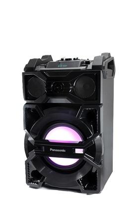 Panasonic SC-CMAX5JLMK Mini Componente, Bluetooth, 1000W RMS, 11.000W PMPO USB 2.0, Negro