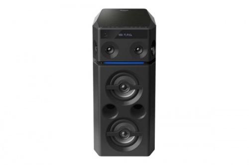 Panasonic SC-UA30 Mini Componente, Bluetooth, 300W RMS, 3300W, PMPO, USB 2.0, Karaoke, Negro