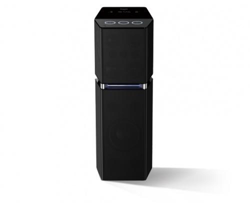 Panasonic Bocina SC-UA7PH, Alámbrico, 1700W, USB 2.0, Negro