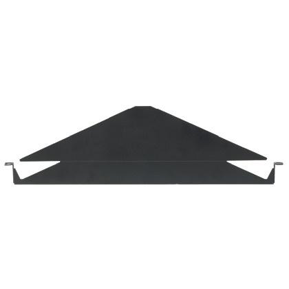 Panduit Cubierta Transitoria para Paneles de Parcheo, Negro