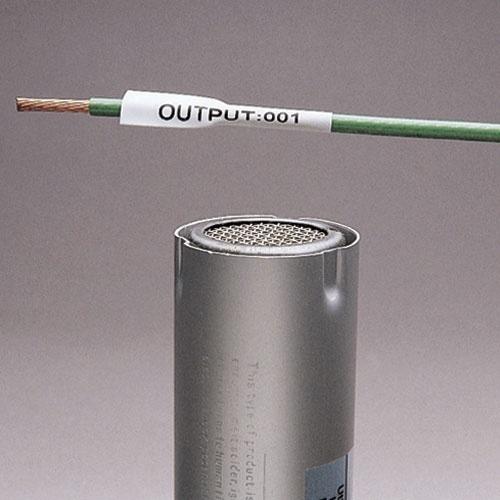 Panduit Cartucho Tubo Termocontráctil para Impresora LS8-KIT de 1/4'' de Diámetro, 16-10 AWG, Blanco