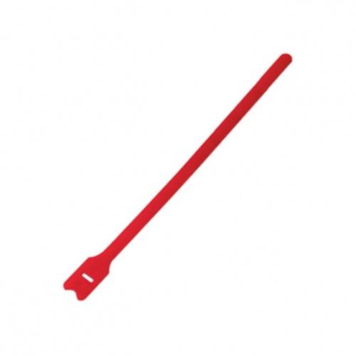 Panduit Abrazadera para Cables Tak-Ty 12'', Rojo
