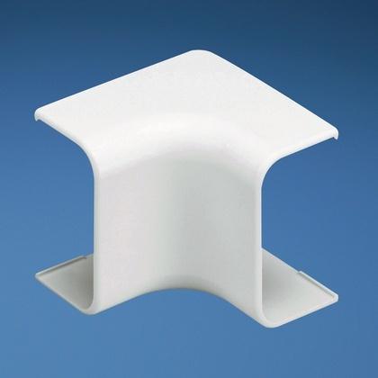 Panduit Conexión para Esquina Interior para Canaleta LD5, Blanco, 1 Pieza