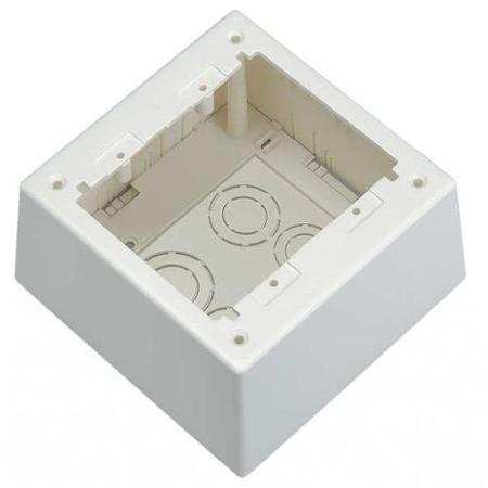 Panduit Caja de Conexión Electrica, para Canaleta Pan-Way