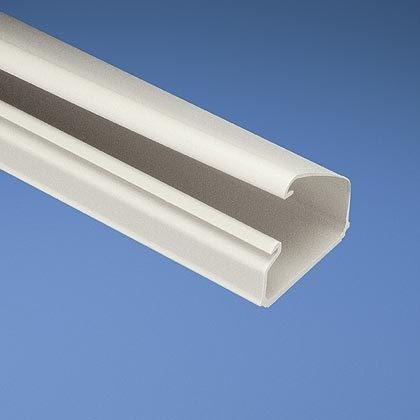 Panduit Ducto LD10 con Adhesivo, 1.8 Metros, Blanco