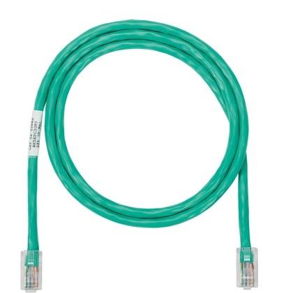Panduit Cable Patch Cat5e UTP RJ-45 Macho - RJ-45 Macho , 6 Metros, Verde
