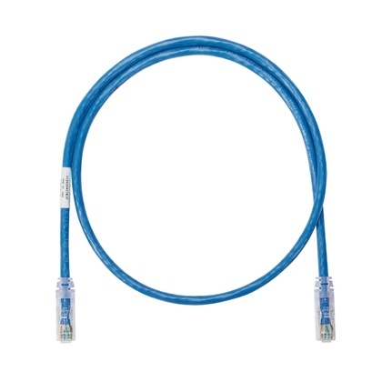 Panduit Cable Patch Cat6 UTP RJ-45 Macho - RJ-45 Macho, 1.52 Metros, Azul