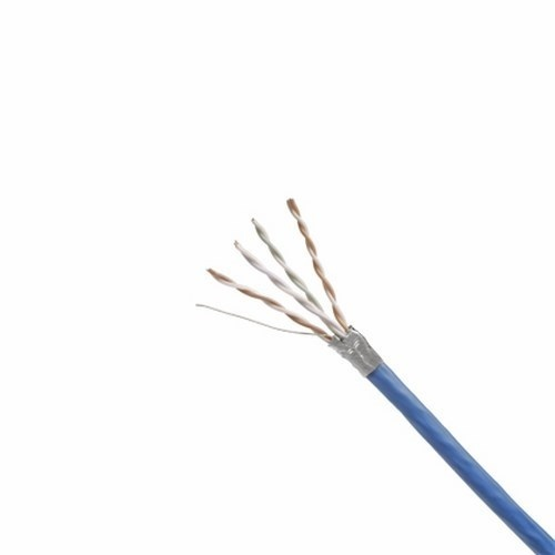 Panduit Bobina de Cable Cat6a STP, 305 Metros, Azul