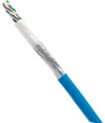 Panduit Bobina de Cable Cat6a UTP 4 Pares, 305 Metros, Azul