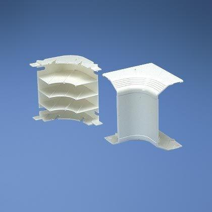 Panduit Esquina Plástica Interior para Canaleta T-70, Blanco