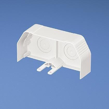 Panduit Tapa de Plástico TG-70 para Extremo de Canaleta, Cremita