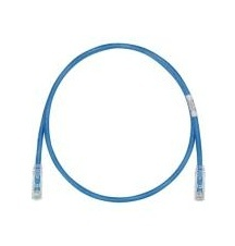Panduit Cable Patch Cat6 UTP RJ-45 Macho - RJ-45 Macho, 9.14 Metros, Azul