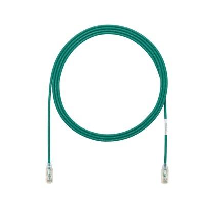 Panduit Cable Patch Cat6 UTP RJ-45 Macho - RJ-45 Macho, 1.5 Metros, Verde
