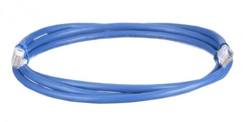Panduit Cable Patch Cat6a UTP RJ-45 Macho - RJ-45 Macho, 15.24 Metros, Azul
