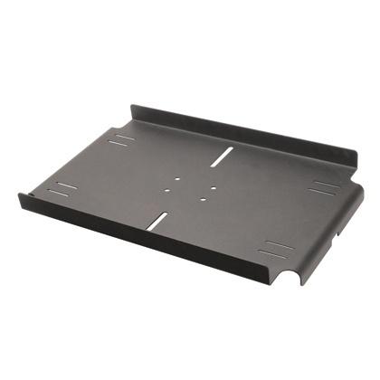 Panduit Canaleta Tipo Cascada, 55.7 x 35.7cm, Negro