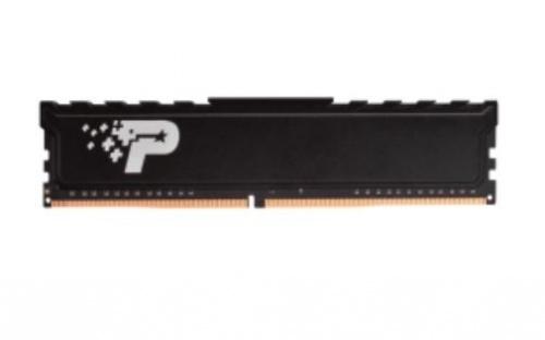 Memoria RAM Patriot PSP416G26662H1 DDR4, 2666MHz, 16GB (1x16GB), Non-ECC, CL19, 1.2V