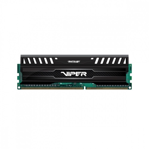 Memoria RAM Patriot Viper 3 Black Mamba DDR3, 1600MHz, 4GB, Non-ECC, CL10