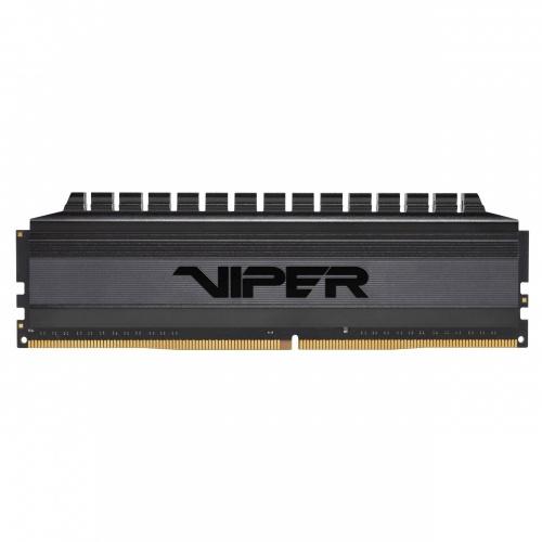 Kit Memoria RAM Patriot Viper 4 Blackout DDR4, 3200MHz, 16GB (2x 8GB), Non-ECC, CL15, 1.35V, XMP