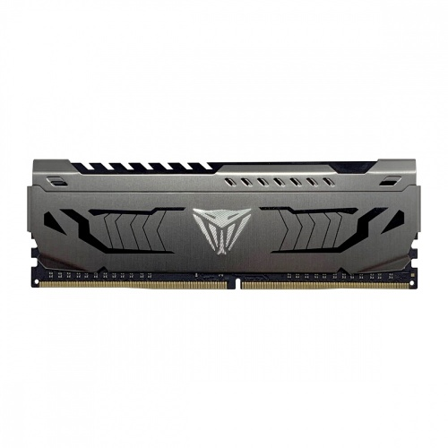 Memoria RAM Patriot Viper Steel DDR4, 3000MHz, 8GB, Non-ECC, CL16, 1.35v