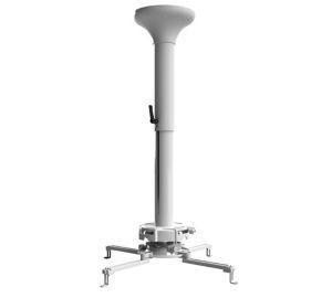 Peerless Soporte de Techo para Proyector, max. 24.9kg, Blanco