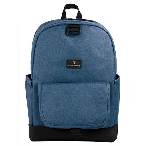 Perfect Choice Mochila de Poliéster Carry All para Laptop 15