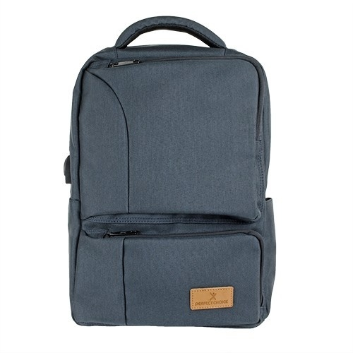 Perfect Choice Mochila de Nylon/Polyester para Laptop 15