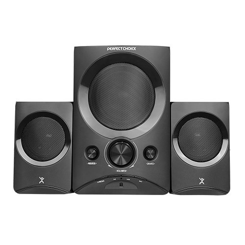 Perfect Choice Allegro Micro Componente, Bluetooth, 50W RMS, USB 2.0, Negro