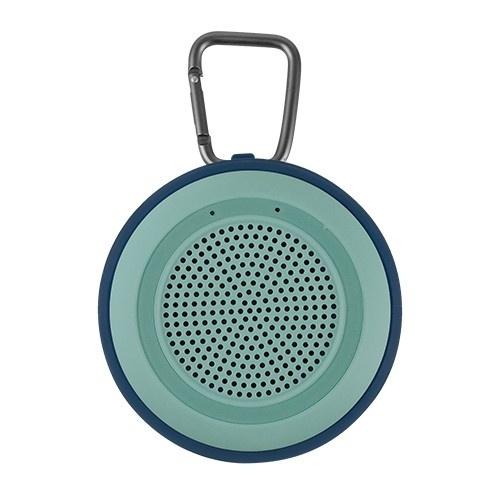 Perfect Choice Bocina Portátil Cannonball Bluetooth, Inalámbrico, Azul - Resistente al Agua