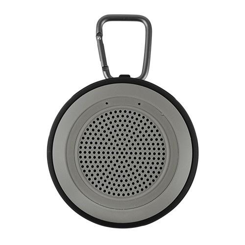 Perfect Choice Bocina Portátil Cannonball Bluetooth, Inalámbrico, Gris - Resistente al Agua