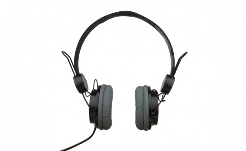 Perfect Choice PC-116271 B&F Audífonos, Alámbrico, Negro