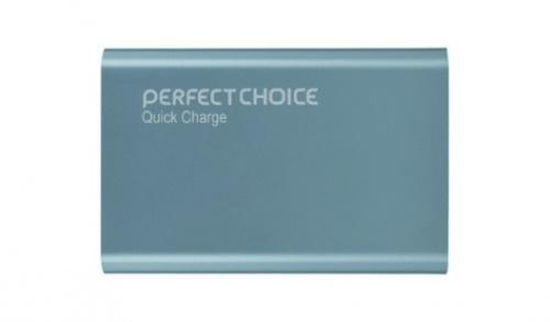 Perfect Choice Cargador USB PC-240693, 5V, 6x USB 2.0, Azul