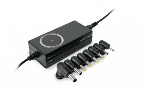 Perfect Choice Adaptador Automático de Corriente PC-240747, 65W, 16V