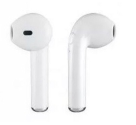 Perfect Choice Audífonos Intrauriculares con Micrófono PC-995111, Inalámbrico, Bluetooth, Blanco