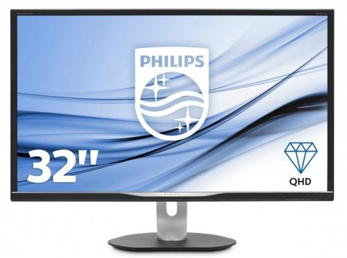 Monitor Phillips B-Line 328B6QJEB LED 31.5