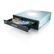 Philips Torre de Discos Virgenes, DVD+R, 16x, 4.7GB, 50 Piezas