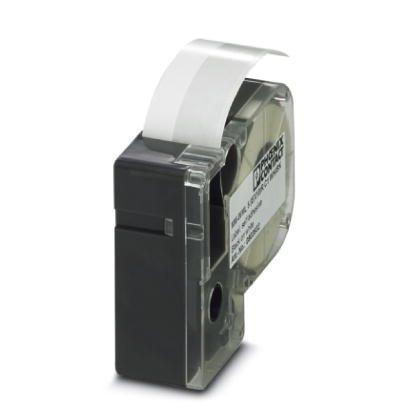 Phoenix Contact Etiqueta para Cables 0803932, 2.4cm x  65m, Blanco
