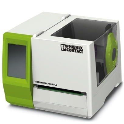 Phoenix Contact, Thermomark Roll, Transferencia Térmica, 300 x 300DPI, USB 2.0, Verde/Gris