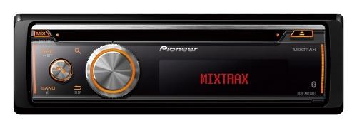 Pioneer Autoestéreo DEH-X8750BT, Bluetooth, CD/MP3, Mixtrax, USB