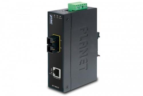 Planet Convertidor de Medios Fast Ethernet a Fibra SC, 2Km, 200 Mbit/s
