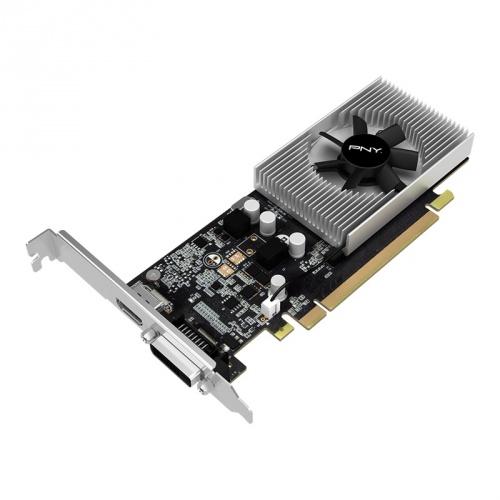 Tarjeta de Video PNY NVIDIA GeForce GT 1030, 2GB 64-bit GDDR5, PCI Express x16 3.0