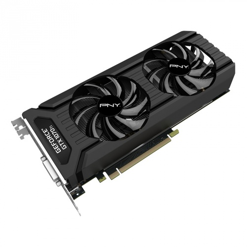 Tarjeta de Video PNY NVIDIA GeForce GTX 1070 Ti, 8GB 256-bit GDDR5, PCI Express x16 3.0 ― ¡Recibe Fortnite Counterattack Set!