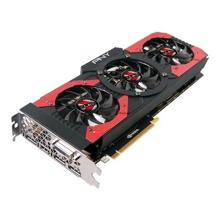 Tarjeta de Video PNY NVIDIA GeForce GTX 1080 Gaming OC, 8GB 256-bit GDDR5X, PCI Express x16 3.0