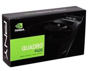 Tarjeta de Video PNY NVIDIA Quadro P400, 2GB 64-bit GDDR5, PCI Express 3.0 - incluye Adaptador Mini DisplayPort  a DisplayPort + Adaptador Mini DisplayPort a DVI-D SL