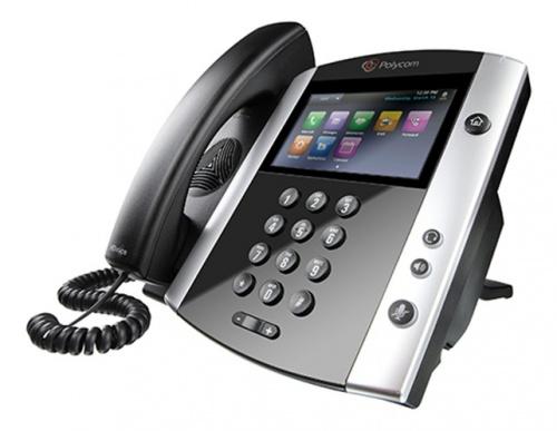 Poly Teléfono IP con Pantalla 4.3