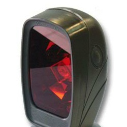 POSline SM2420 Lector de Código de Barras - incluye Cable USB, Base y Fuente de Poder