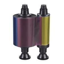 Cinta POSline para Impresora de Credenciales YMCKO, Multicolor